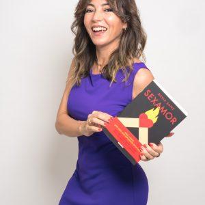 Silvia Sanz escritora libro Sexamo