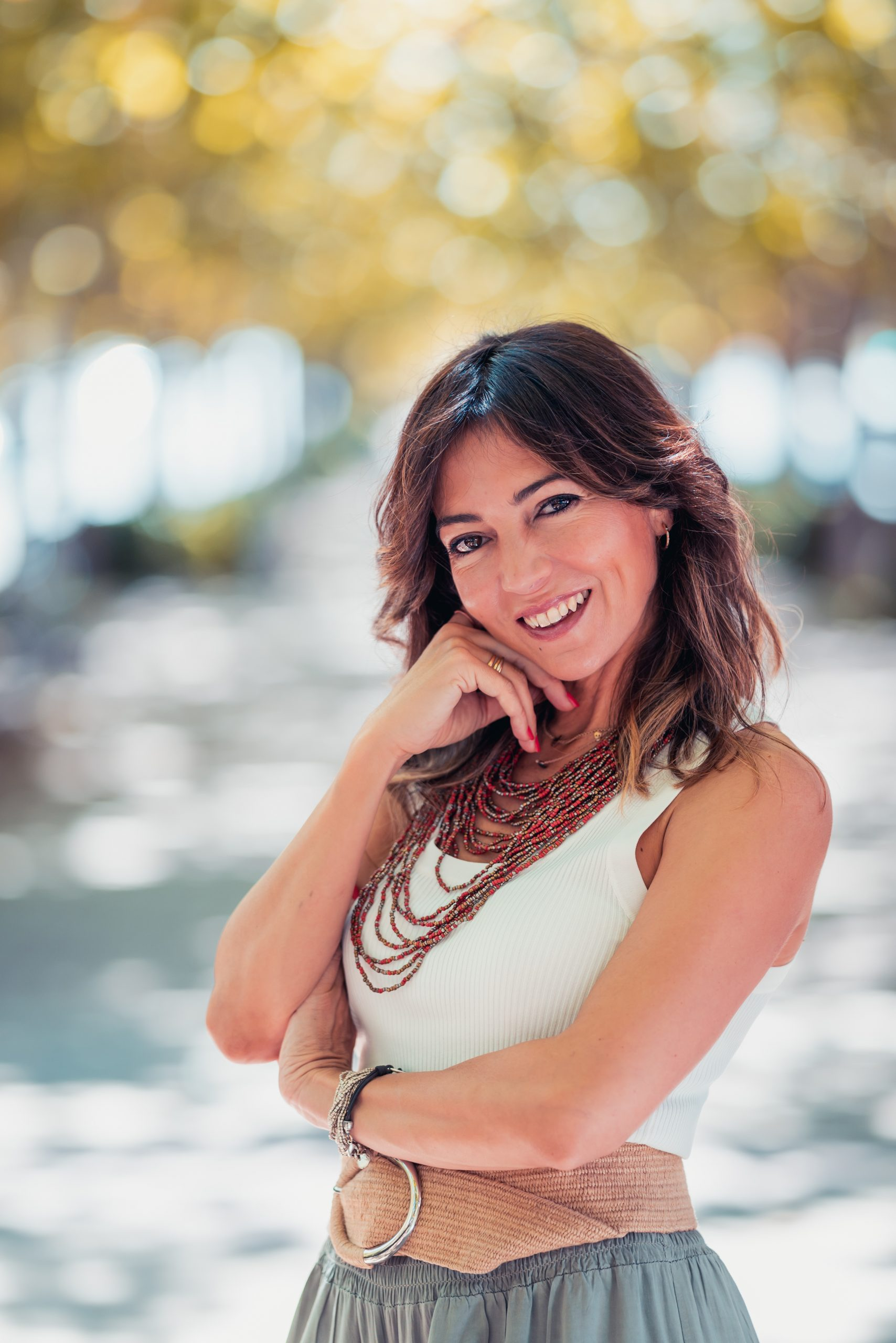 Silvia Sanz, psicóloga, terapeuta sexual y de pareja